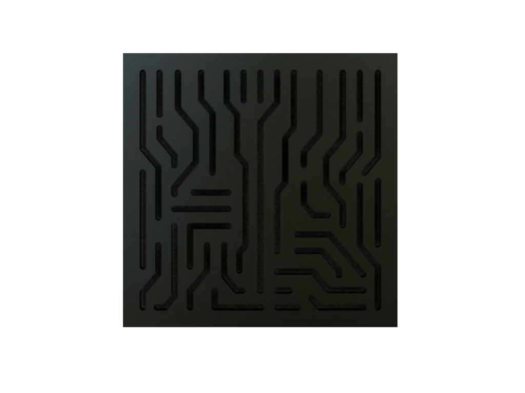 Azteka W BT Corner Noir (2 Units)