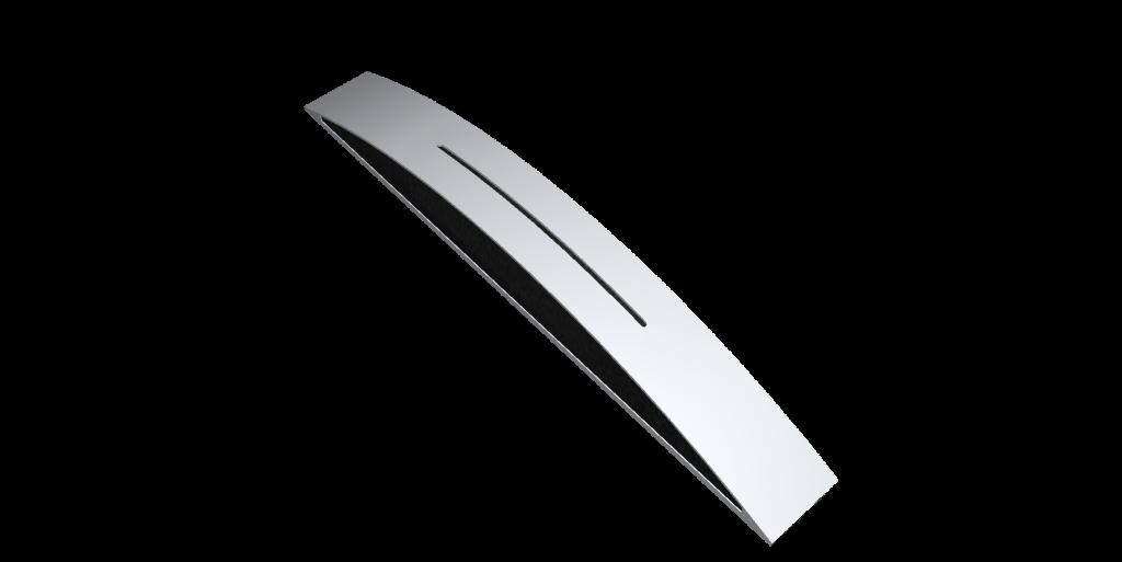 Bow L Nero/Blanc (5 Units)