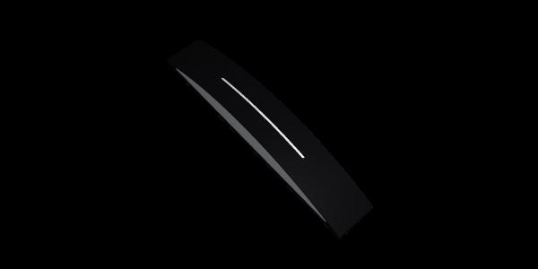 Bow M Noir/Bianco (5 Units)