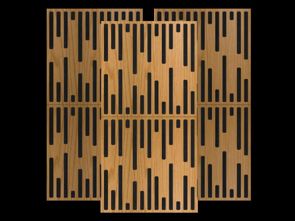 Orion W BT Wall Marron (2 Units)