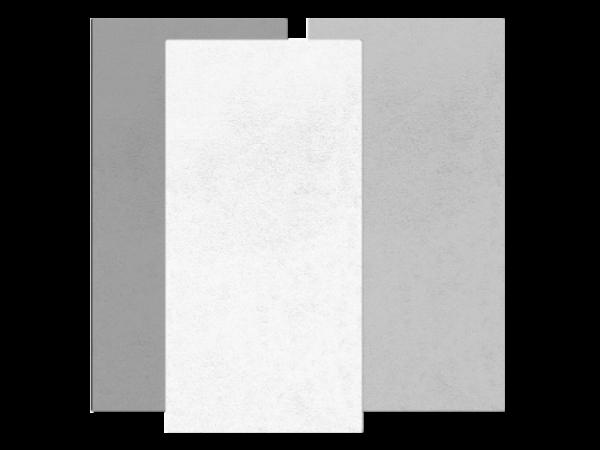 Ulysses BT Wall Bianco (2 Units)